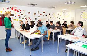 F+U Academy of Languages ハイデルベルク校授業コース