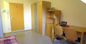 レーゲンスブルグの学生寮
